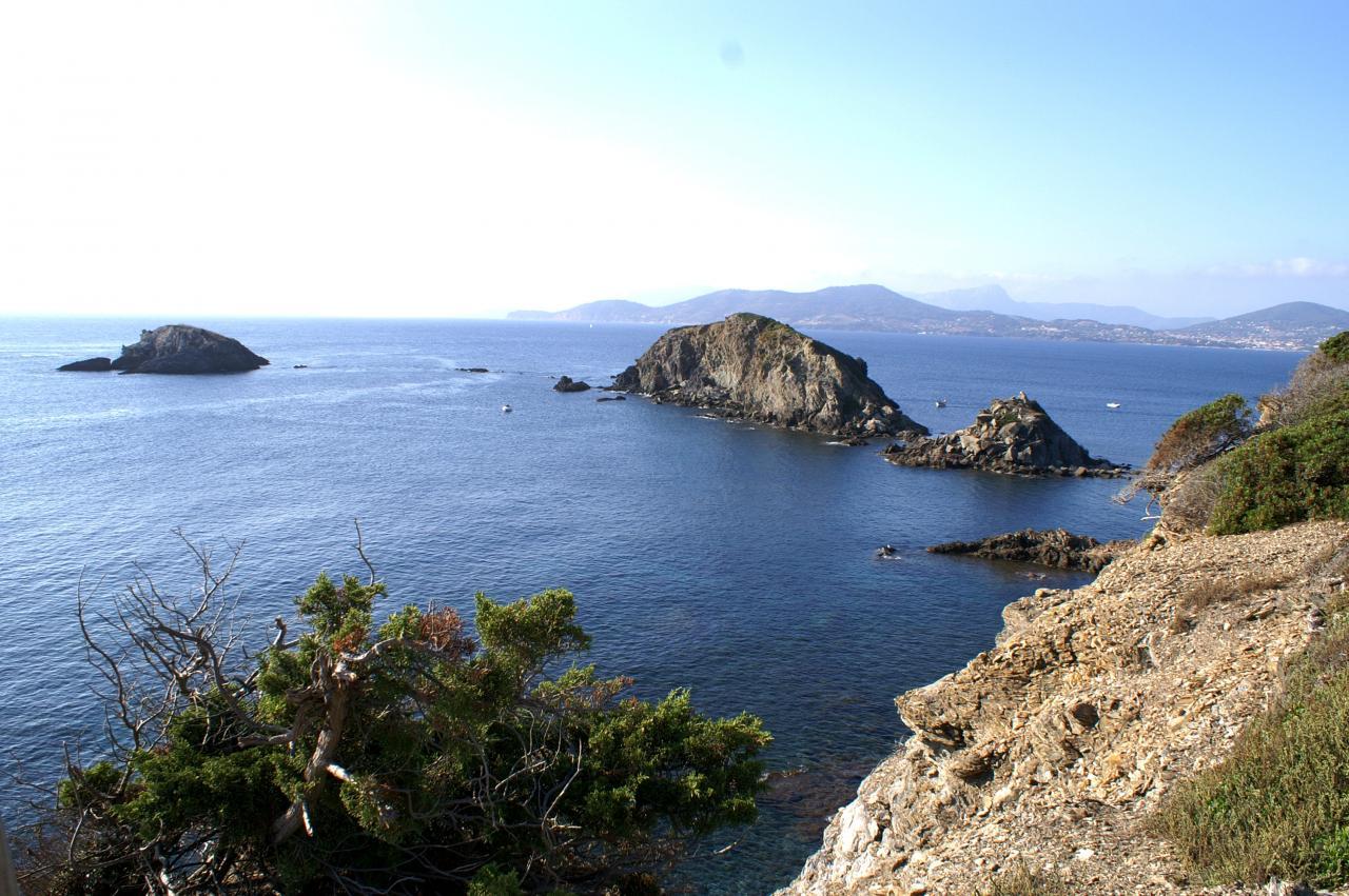 Pointe des Chevaliers - île longue