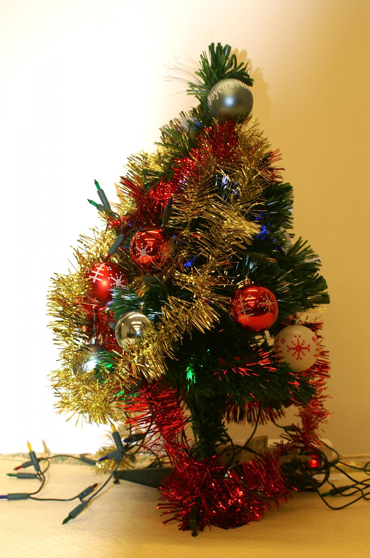 2 - Un avant goût de Noël pour le Sarranier