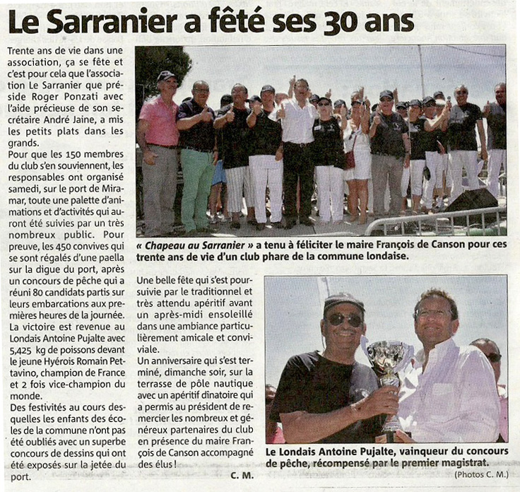 2016 06 27 article de var matin 1