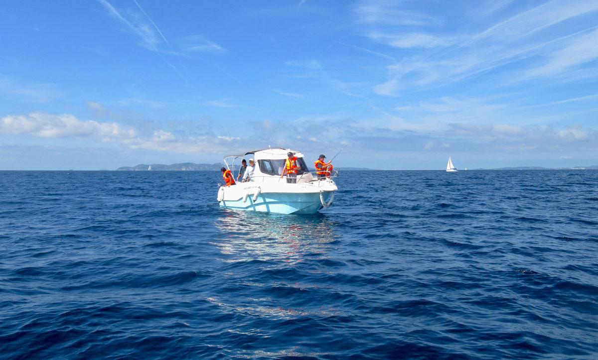 2018 05 27 les jeunes pe cheurs en pleine mer