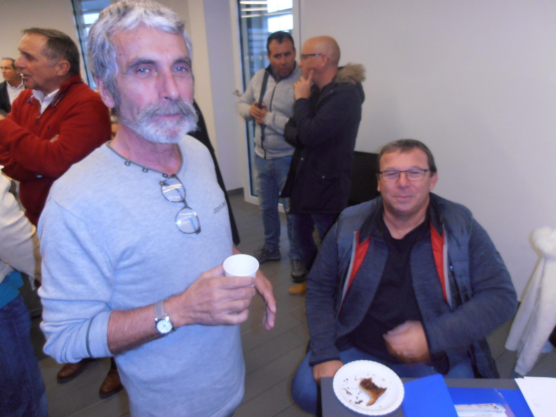 Alain et Ludo