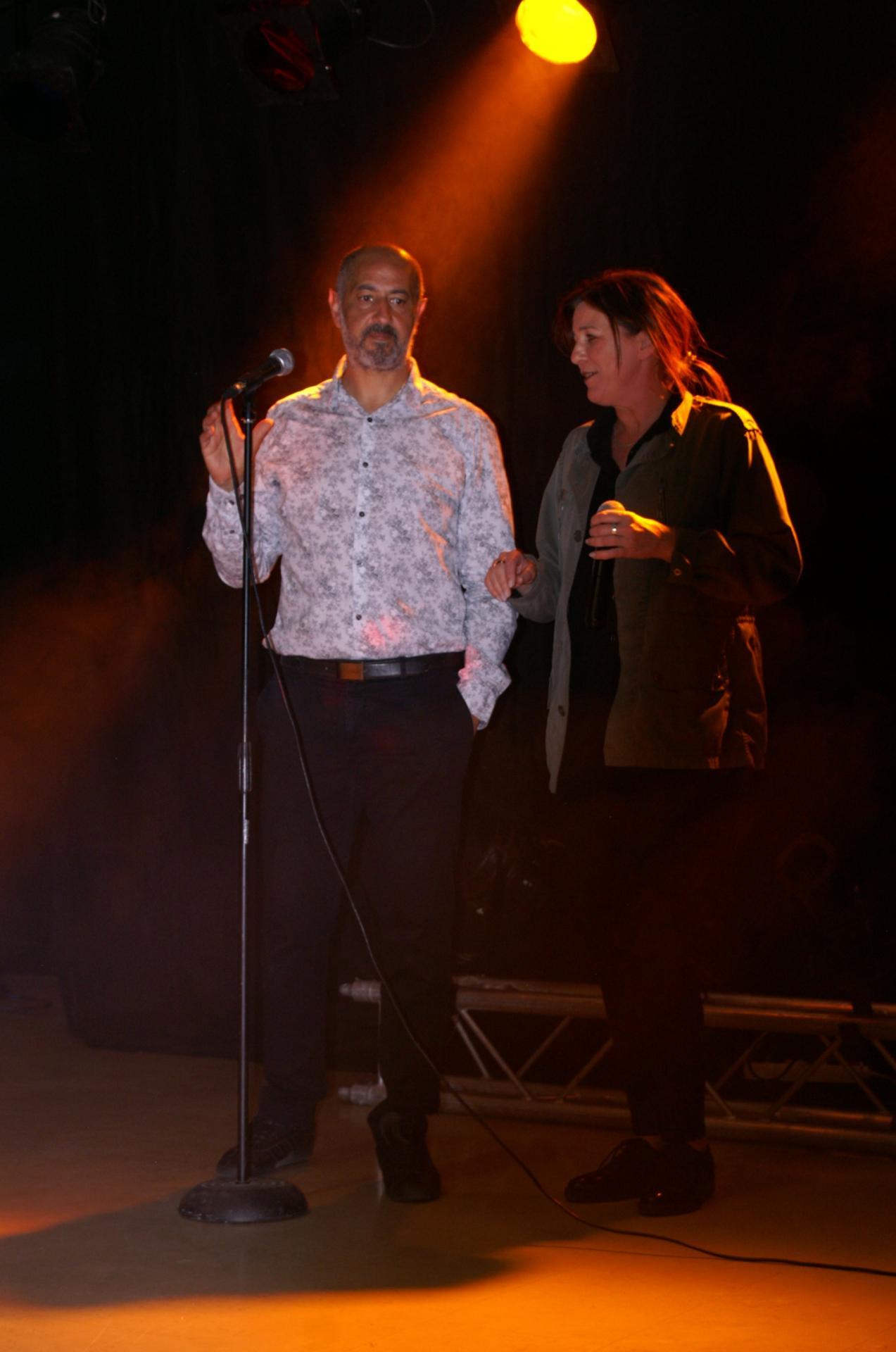 Les chanteurs 2