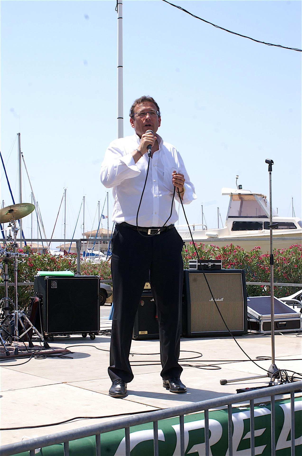 4 le discours inaugural du maire de la londe