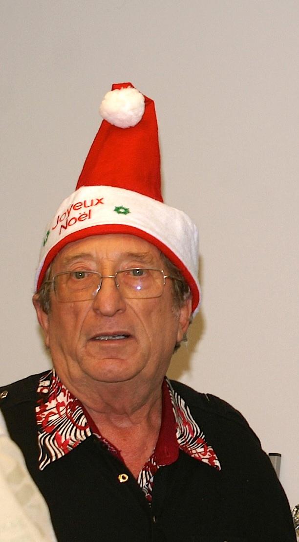 9 - Andre : lutin ou père Noël ?