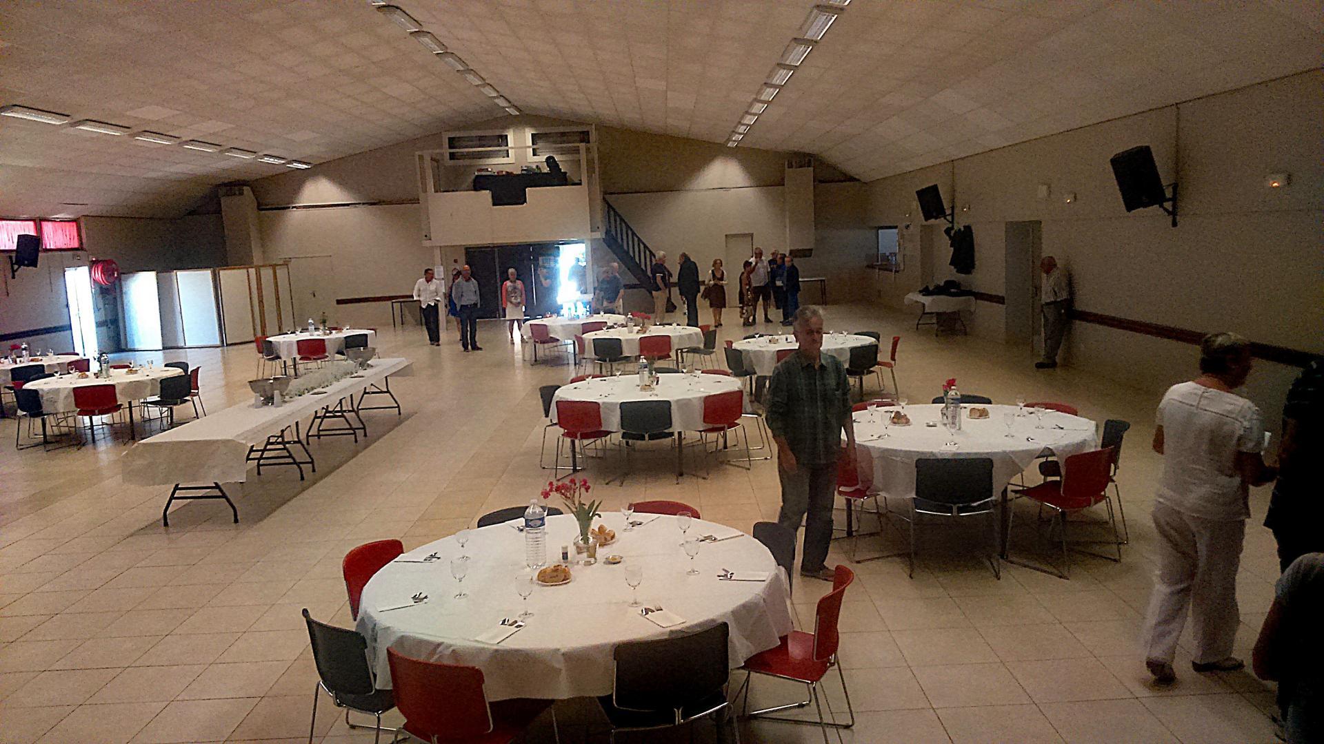 2 - La salle Yann Piat