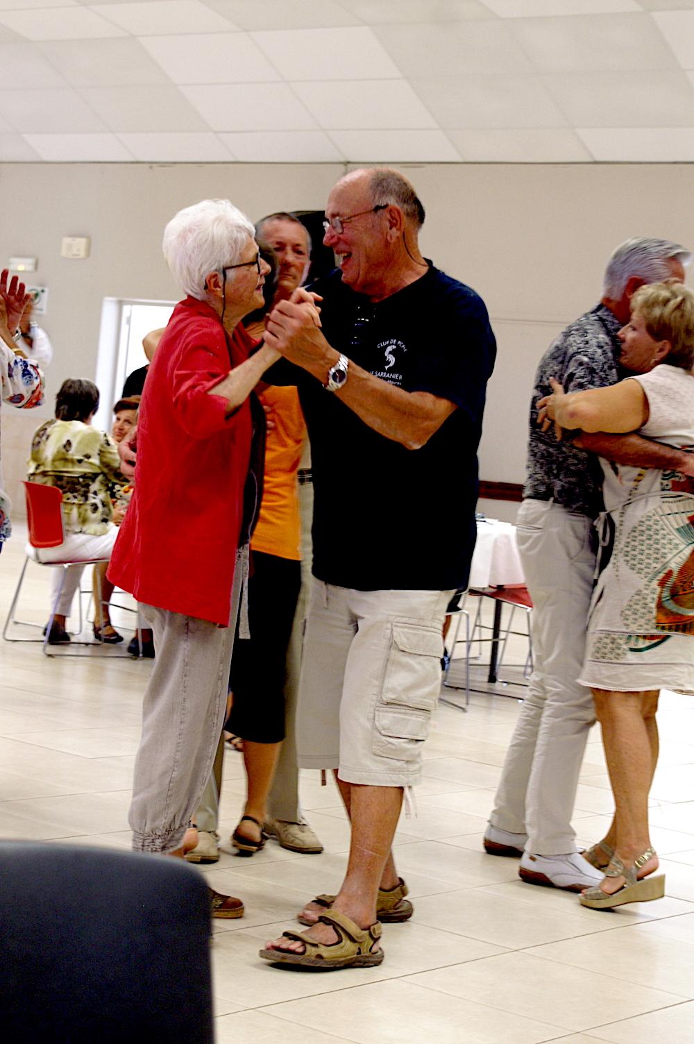 On danse 4 - Alain LEWI et Yvette