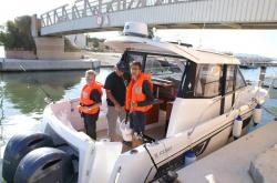 Accueil - Pict0103 - départ en pêche avec le club le Sarranier