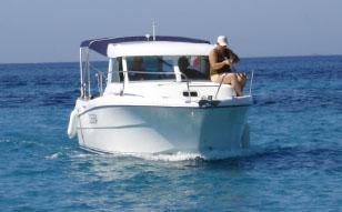Waterbles bateau